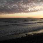 Surf Sunset, Garrettstown