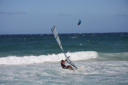 Big waves day!, Algajola photo