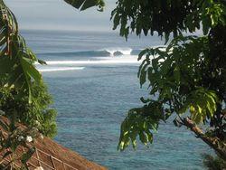 Lacerations from Villa Atas, Lacerations (Nusa Lembongan) photo