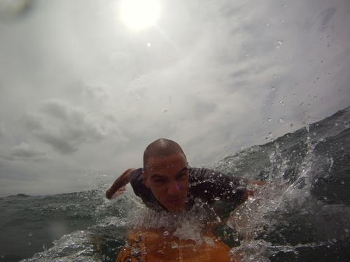 I'll do it!, Blue Ocean