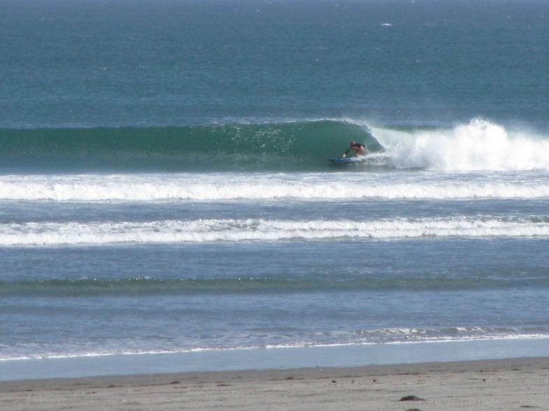 Scorpion Bay (San Juanico) break guide