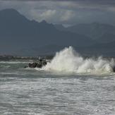 splash, Gordons Bay Harbour