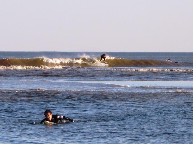 Arroyo Laguna surf break