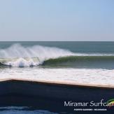 Punta Miramar empty outline