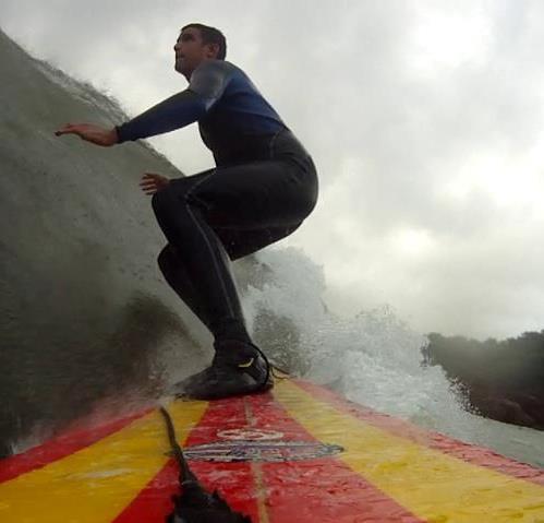 Wave !, La Garonne