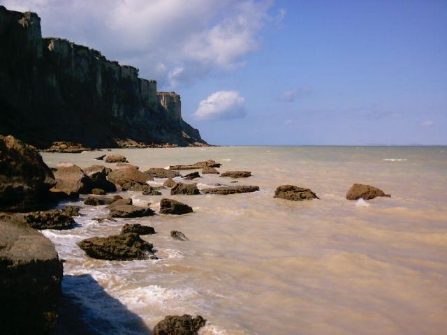 Gwadar West surf break