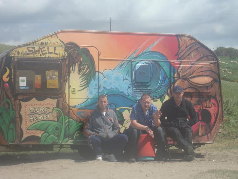 surf school, Ballycotton