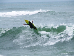 He landed it..., Espinho photo