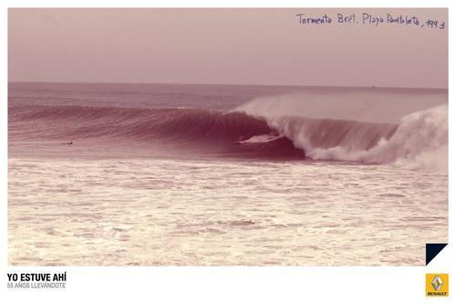 Black Hole, Playa Pantaleta