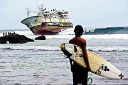 Bali Madness, Padang Padang photo