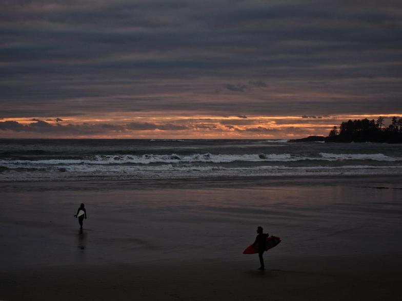 Tofino Sunset, Tofino (North Chestermans Beach)