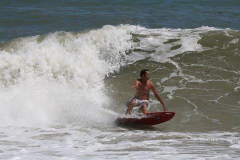 Wabasso surf break