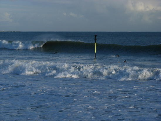 Treustel surf break