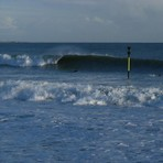 treustel beach high tide