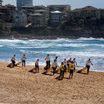 Manly Beach Surf School, Manly-South Steyne