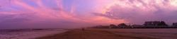 Sunset at Spring Lakes photo