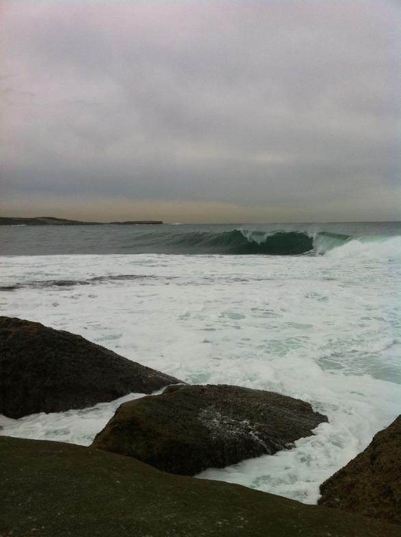Botany Bay surf break