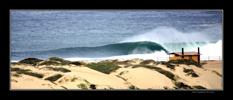 Dunes Cove surf break
