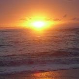 Balian sunset