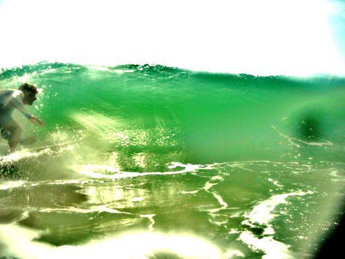 Tubing, Praia de Palmas