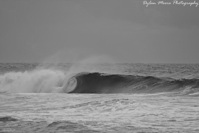 Warriewood surf break