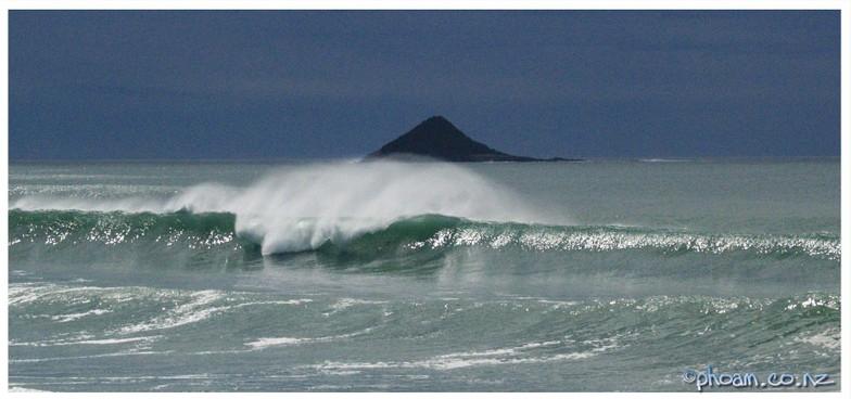 Dunedin - St Clair surf break