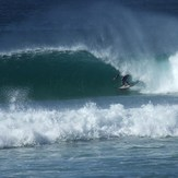 Pedal to the metal at Lennox Point!!, Lennox Head