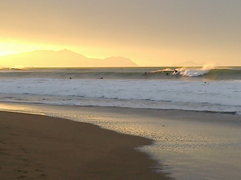 Playa de Arrietara surf break