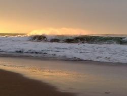 wave, Playa de Arrietara photo