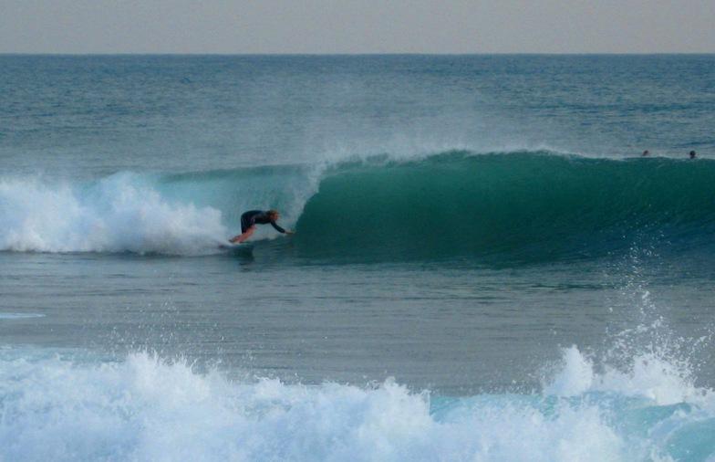 Niyodo Rivermouth surf break