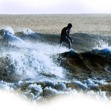 unknown surfer, Mablethorpe