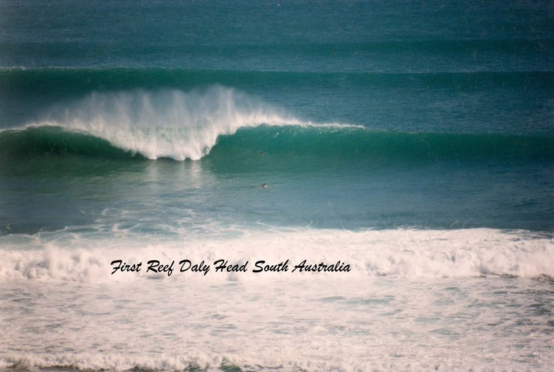 Daly Heads surf break