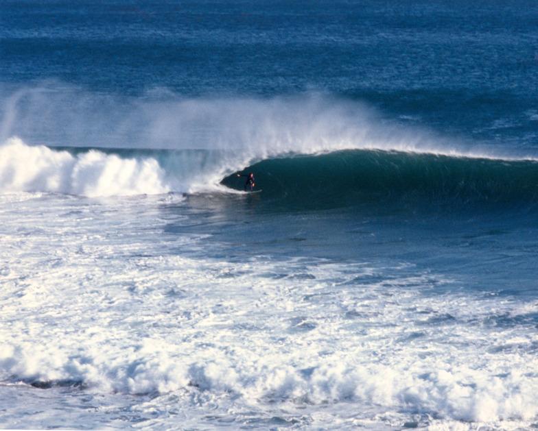 Chinamans surf break