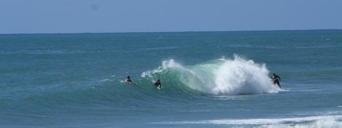 Laetitia, Praia do Frances