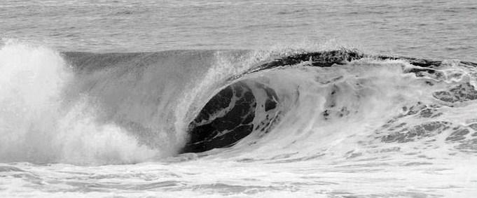 Explosivos surf break