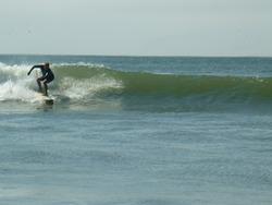 Daniel Soria in backside, Puerto Caballas photo