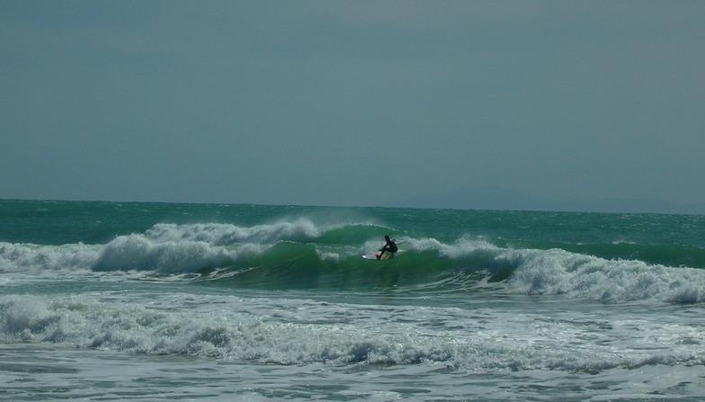 Rocchette (Castiglioni della Pescaia) surf break