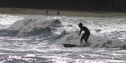 White water Silhouette, Smiths Beach photo