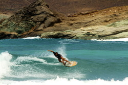 it gets Swell @greece, Kolimbithres West (Tinos) photo