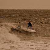 Late afternoon surf, Rhos-On-Sea