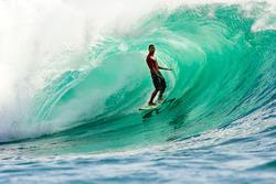 Best Surfing Spot, Padang Padang photo