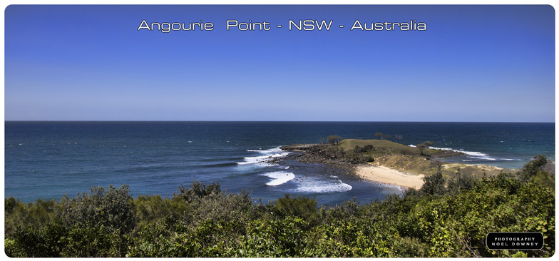 Angourie  Point NSW Australia, Angourie Point