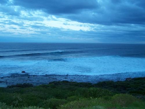 Moses rock beach