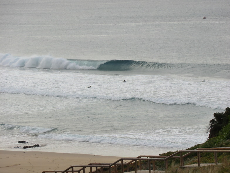 Praia do Amado surf break