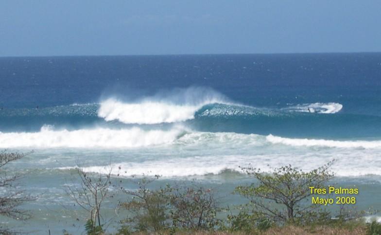 Tres Palmas (Rincon) surf break