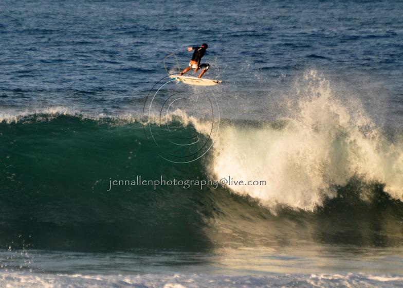 Soup Bowl surf break