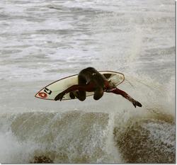 Coney Take Off, Trecco Bay photo