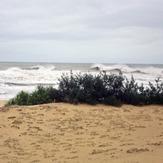 Open Beach breaks at Lang Co, April 2011