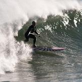 nice wave, Raglan-Manu Bay