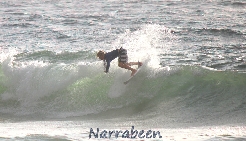 Narrabeen-North surf break
